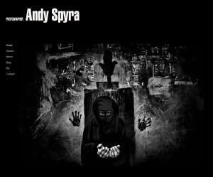 andy spyra web site