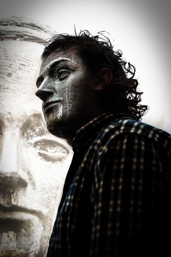 photo manipulation portrait